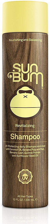 Sun Bum Revitalizing Shampoo - Hydrating, Smoothing and Shine Enhancing