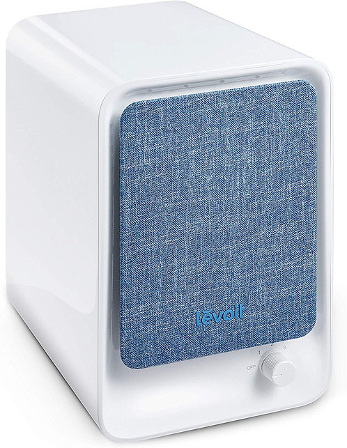 LEVOIT LV-H126 Air Purifier for Home with True HEPA Filter