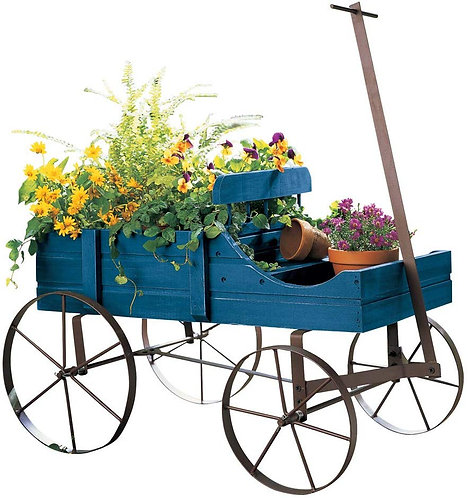 Collections Etc 4.1 out of 5 stars  1,417 Reviews Amish Wagon Decorative Indoor/