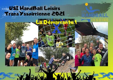 USI HandBall Loisirs Trans'Yssoirrienne 2021