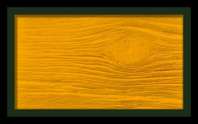 orange wood board