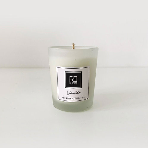 Mini Vanilla Candle