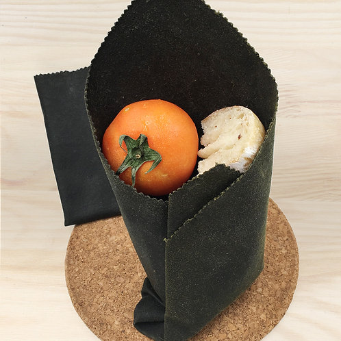 Pack of 3 - Beeswax Wrap Dark Olive