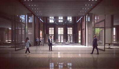 Wellington West Lobby