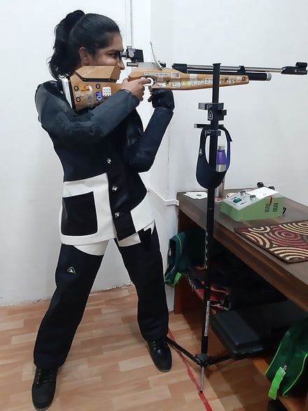 RSSA Sports Rifle Shooting