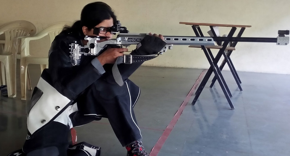 Sneha - 0.22 Rifle