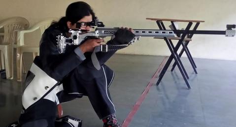 0.22 Rifle Shooting