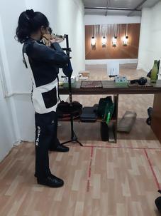 RSSA 10M Rifle Shooting