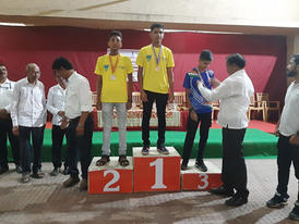 Medals at RSSA