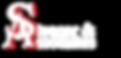 stenger logo black block white-white w r