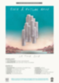 ONCE AND FUTURE BAND - UK TOUR 2018 - PO