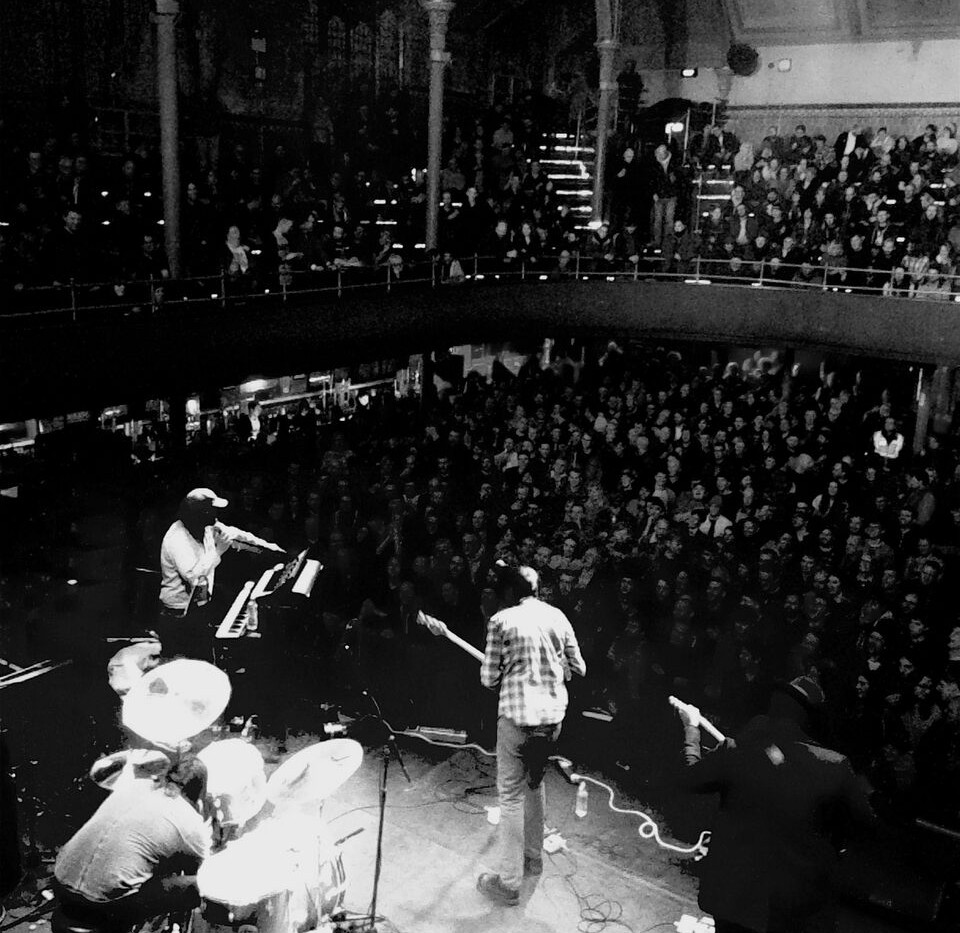 Once & Future Band • Albert Hall, Manchester