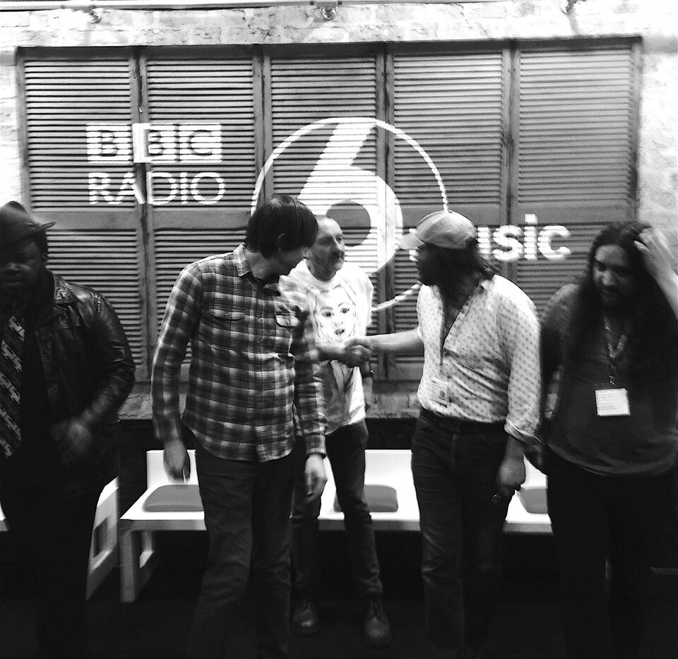 7. Once & Future Band _ Live in Session