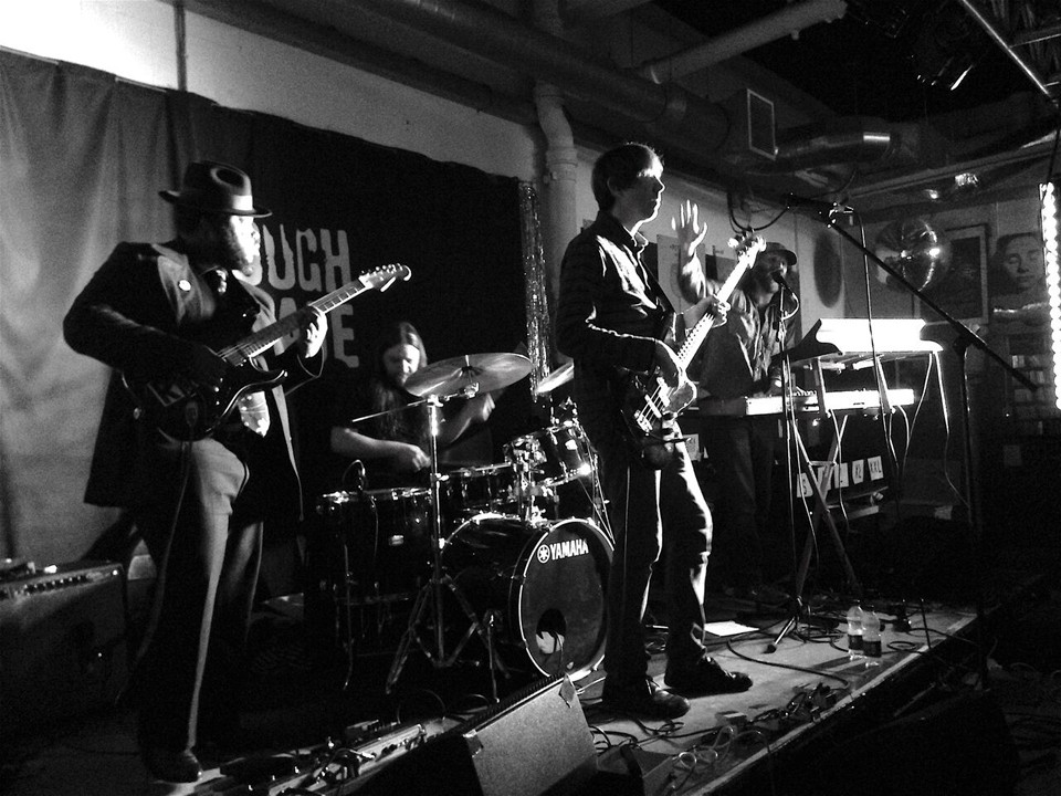 5. Once & Future Band _ Rough Trade East
