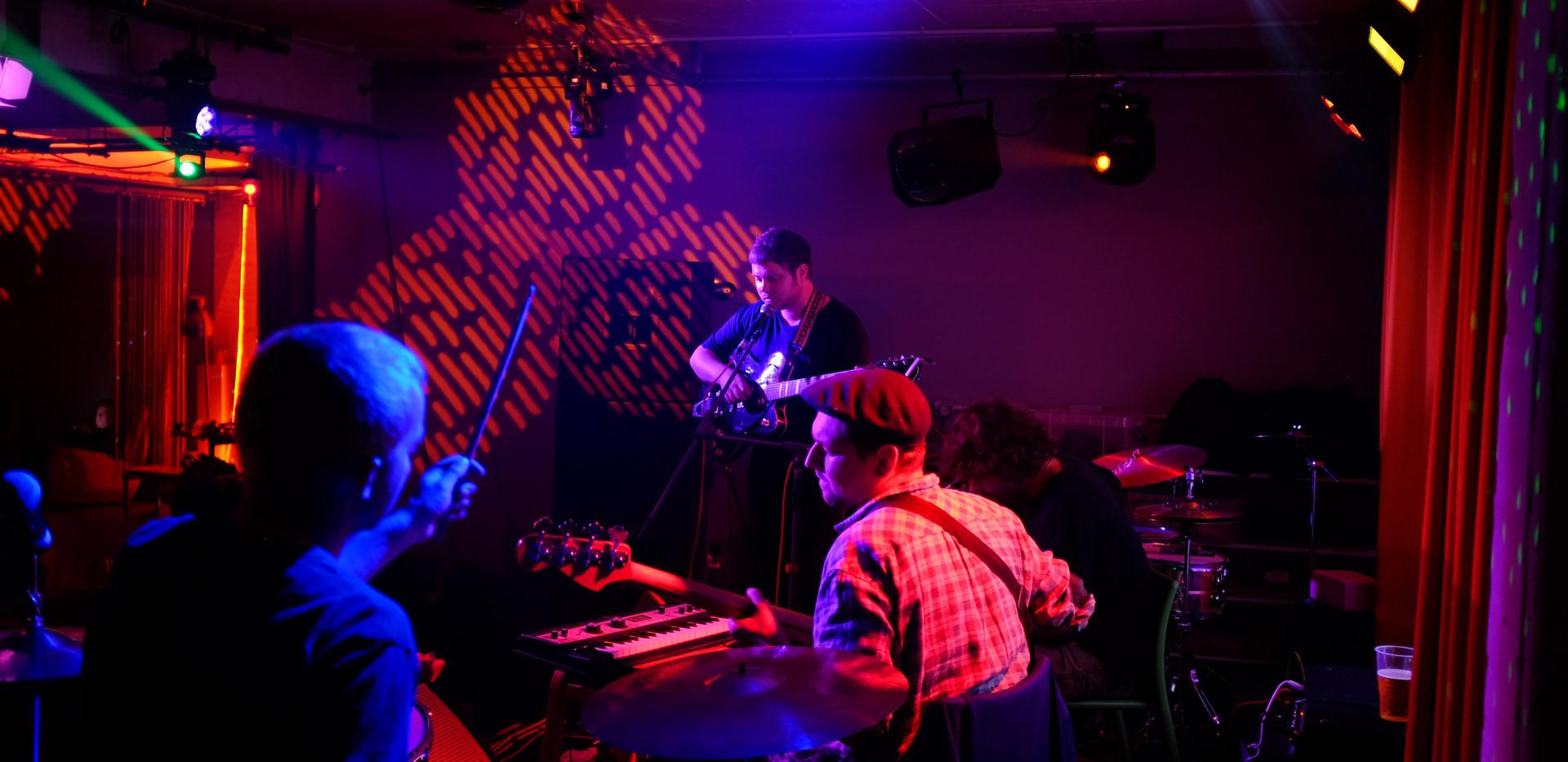 Michael Clark • Cobalt Studios, Newcastle