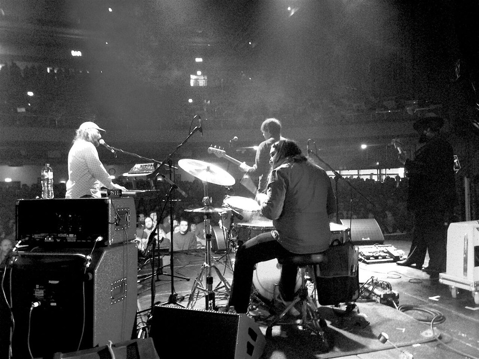 1. Once & Future Band _ Troxy, London _