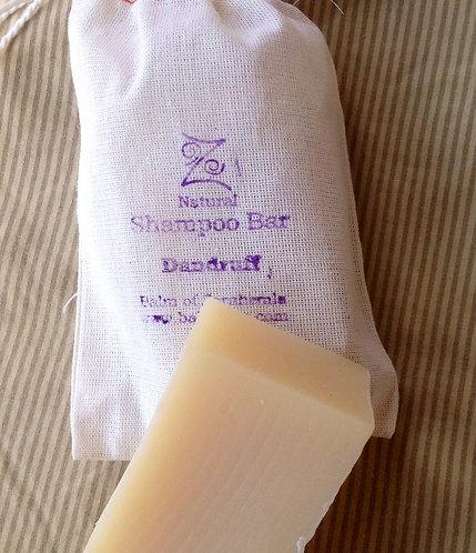 Dandruff shampoo Bar
