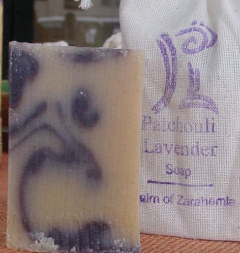 Patchouli / Lavender Soap