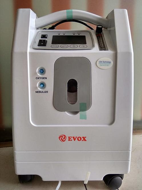 EVOX I EVOX 5S I HOME & HOSPITAL OXYGEN CONCENTRATOR I SMART TOUCH MULTIFUNCTION
