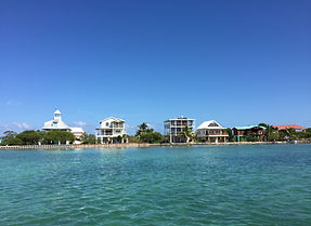 Eden Isle Caye Caulker Belize