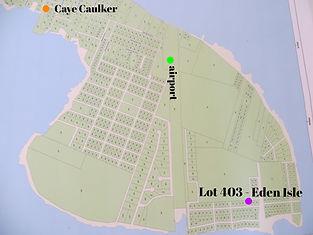 Land for sale - Eden Isle - Caye Caulker