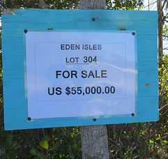 Land for sale - Lot 304 - Eden Isle on C