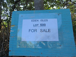 Lot 500 For Sale Caye Caulker - Belize.J