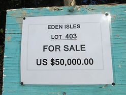Land for sale - Lot 403 - Eden Isle on C