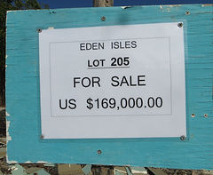 Land for sale - Lot 205 - Eden Isle on C