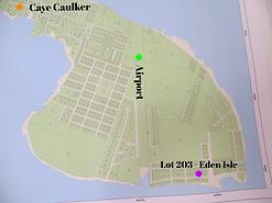 lot 203 - Een Isle