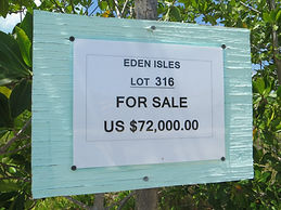 land for sale - Lot 316 - Eden Isle on C