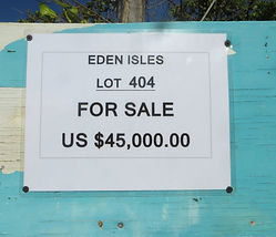 Land for sale - Lot 404 - Eden Isle on C