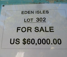 Land for sale - Lot 302 - Eden Isle on C