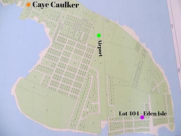 Lot 404 Land for sale - Eden Isle - Caye
