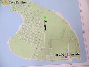 lot 202 - Caye Caulker - Belize