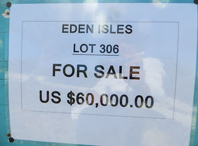 Land for sale - Lot 306 - Eden Isle on C