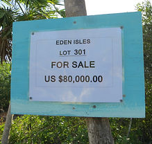 Land for sale - Lot 301 - Eden Isle on C