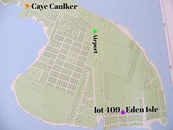 Lot 409 for sale - Eden Isle - Caye Caul