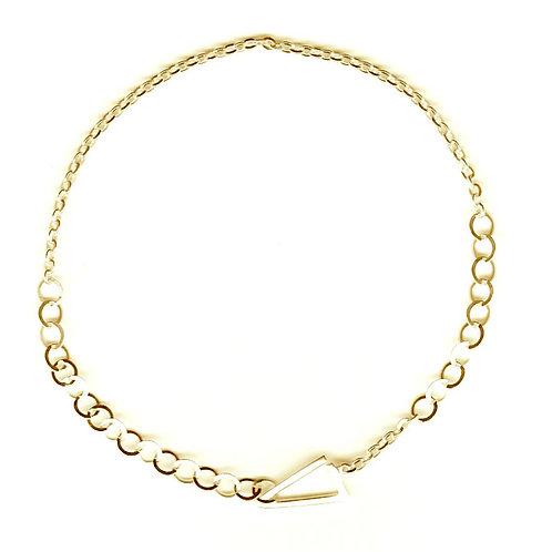 Constellation Bracelet in gold