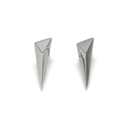 Shooting Star Earring in Silver
