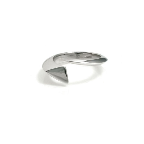 Shooting Star Ring in Silver