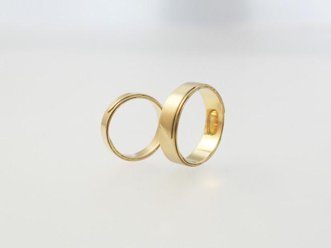 Yuki Mitsuyasu Wedding Rings