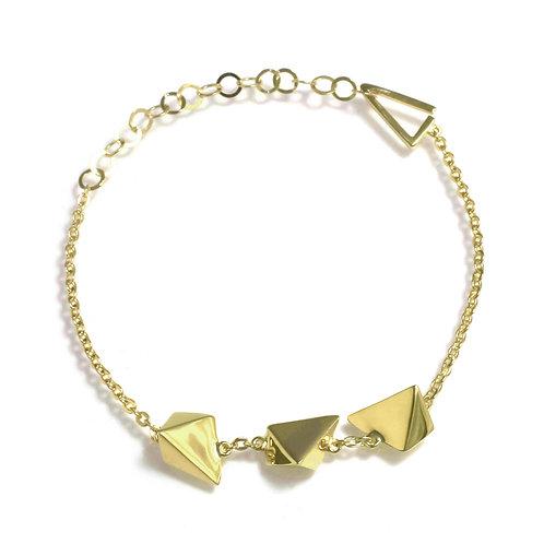 Stardust Bracelet in Gold