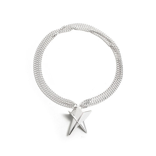 3 Strands Star Bracelet