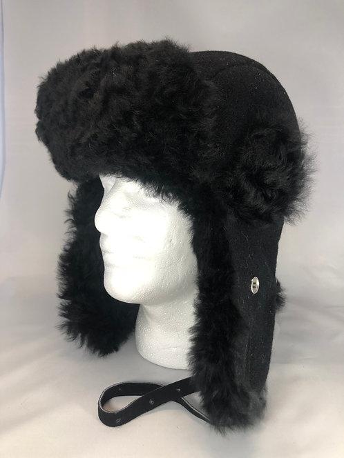 Alpaca Bomber Hat