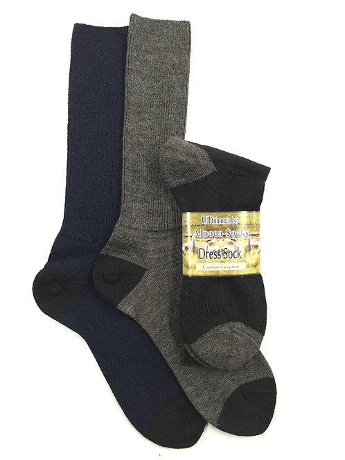 Dress Socks $8.25/pr Min-3
