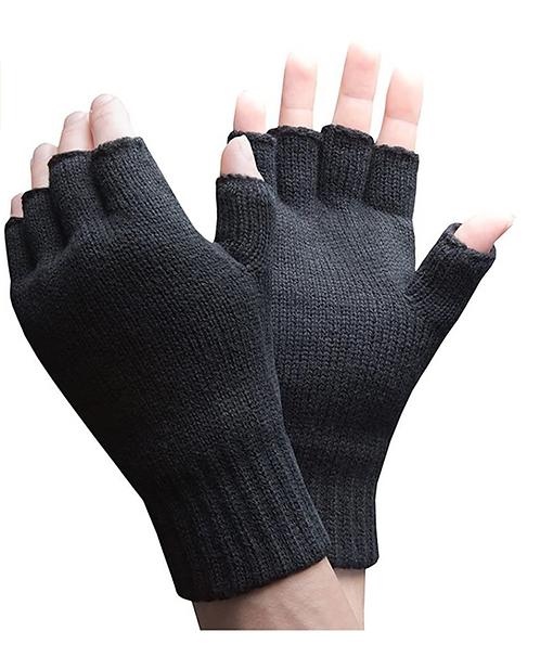 Fingerless Everyday Gloves