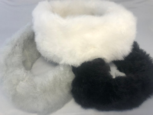 Fur Alpaca Headbands