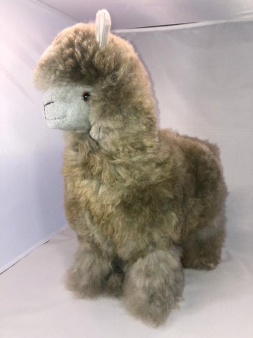 "20"" Huge Alpaca Figurine"