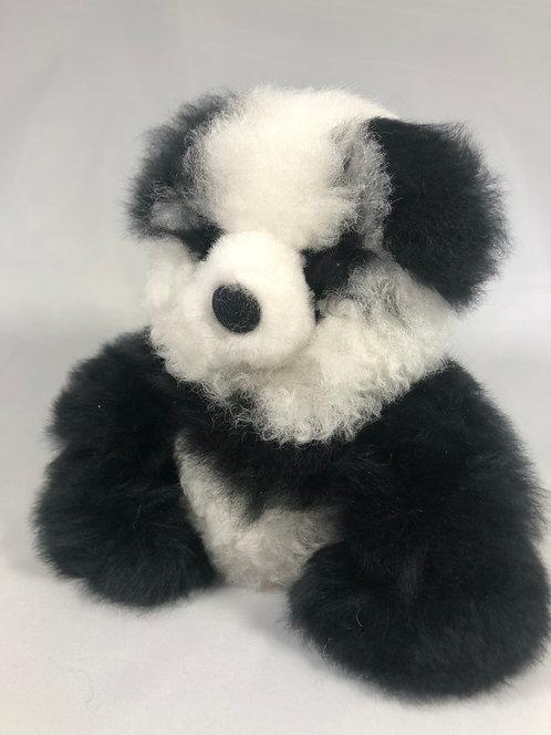 """6""""Sm Alpaca Panda Bear"""